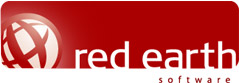 Red Earth Software Brand Logo of An On Demand Advisors Customer