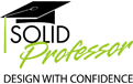 SolidProfessor Brand Logo of An On Demand Advisors Customer