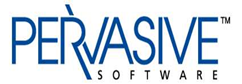Pervasive Software Brand Logo of An On Demand Advisors Customer