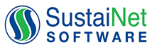 SustainNet Software Brand Logo of An On Demand Advisors Customer