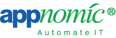 Appnomic Automate IT Brand Logo of An On Demand Advisors Customer