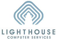 Lighthouse Computer Services Brand Logo of An On Demand Advisors Customer