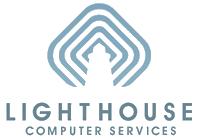 Lighthouse Computer Services Brand Logo of An On Demand Advisors Customer