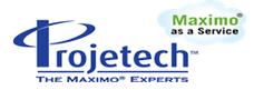 Projetech Brand Logo of An On Demand Advisors Customer