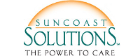 Sun Coast Solutions Brand Logo of An On Demand Advisors Customer