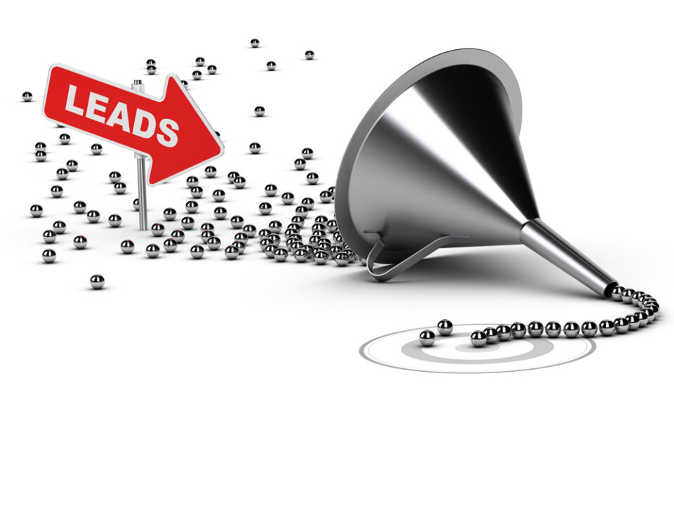 Solutions for lead conversion